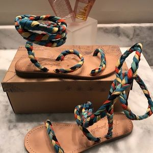 Shoes - Free people sandals